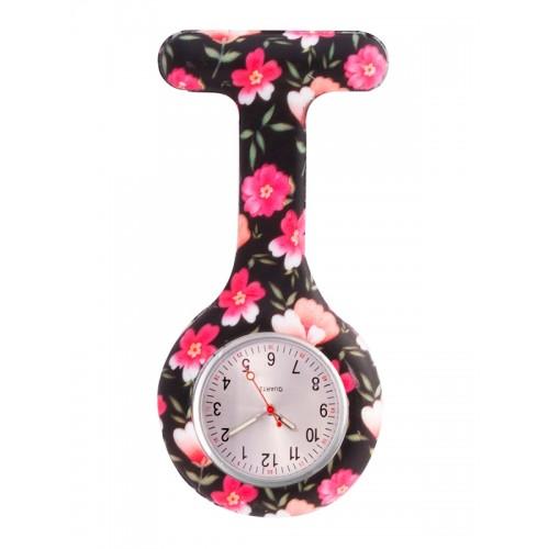 Siliconen Horloge Verpleegkundige Night Garden
