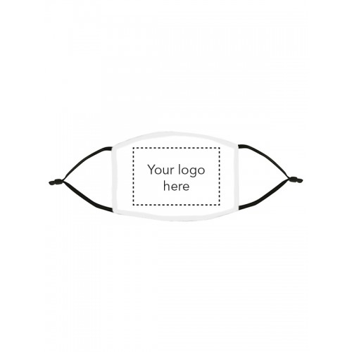 Stoffen Mondmasker met Logo