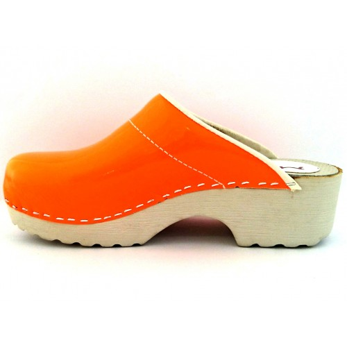 Moofs Shiny Oranje Schoenmaat 36 (OUTLET)