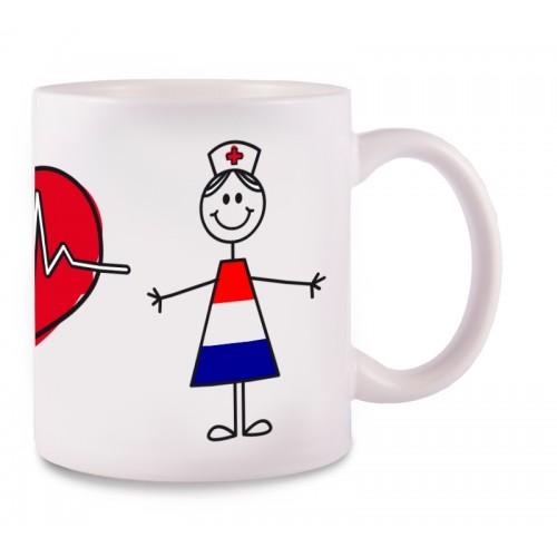 Mok Stick Nurse Nederland
