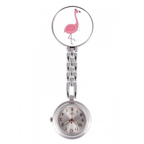 Verpleegstershorloge Flamingo