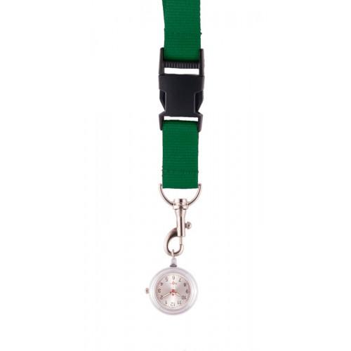 Lanyard/Keycord Horloge Groen