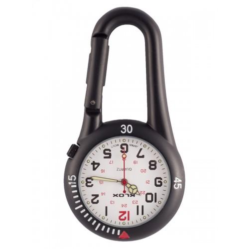 Knip Horloge NOC450 Wit
