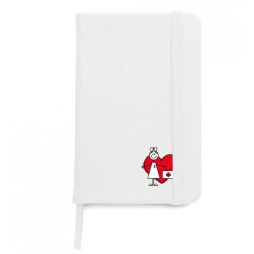 Notitieboek A5 Stick Nurse