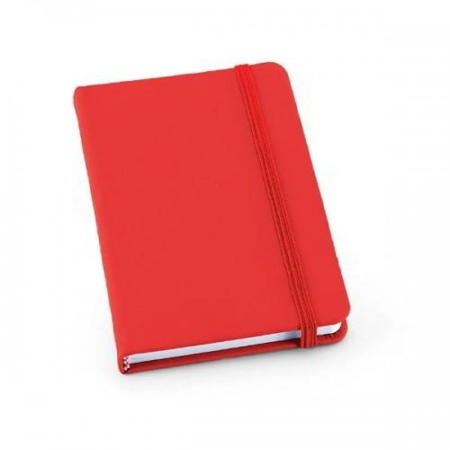 Notitieboek A6 Rood