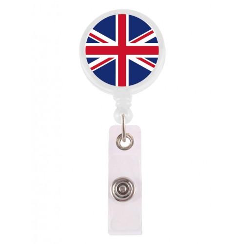 Badge / ID Jojo Union Jack