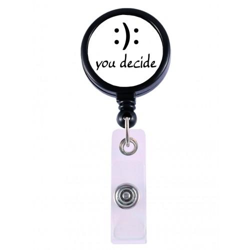 Badge / ID Jojo You Decide