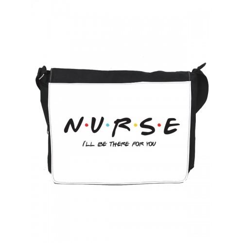Schoudertas Groot Nurse For You