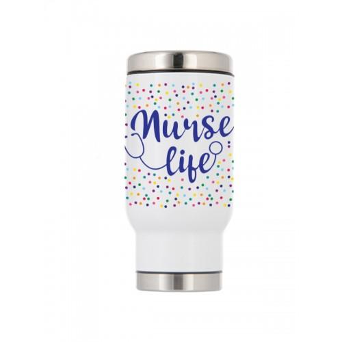 Thermosbeker Nurse Life